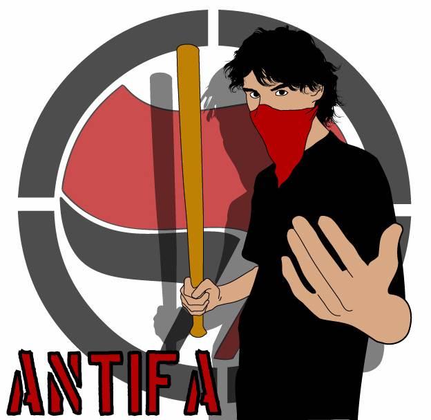 antifa mazza